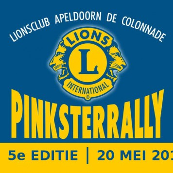 Pinksterrally 2018